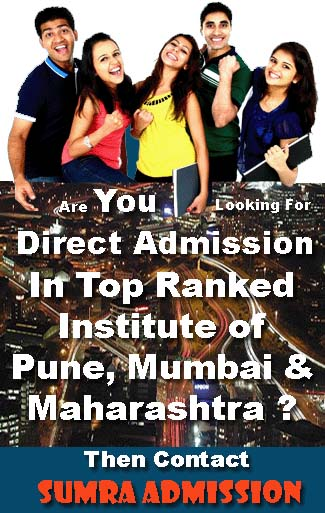 Direct Admission In Pune | Mumbai | Maharashtra Top Colleges