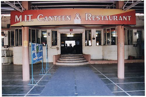 mit pune canteen