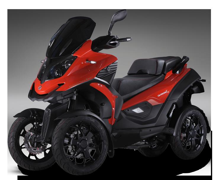 Quadro 4 Price in India | 400 cc 4 Wheel Scooter